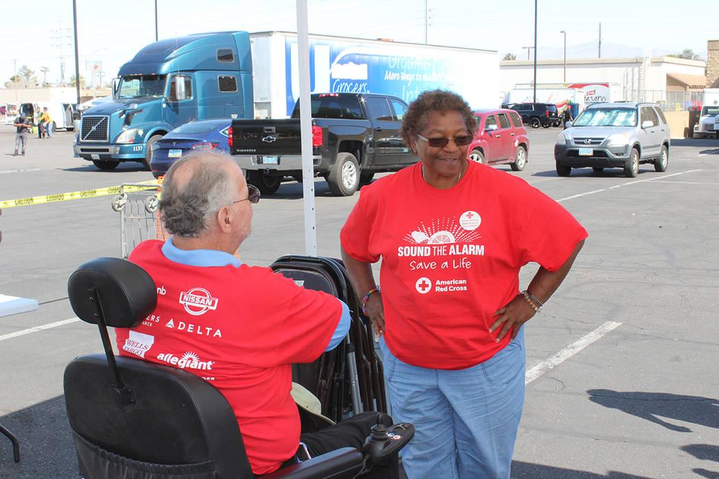 En Las Vegas se van a instalar 700 detectores de humo en esta campaña. Sábado 4 de mayo de 20 ...