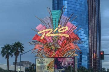 The Rio abrió la torre de Ipanema en enero de 1990, menos de dos meses después de que The Mir ...