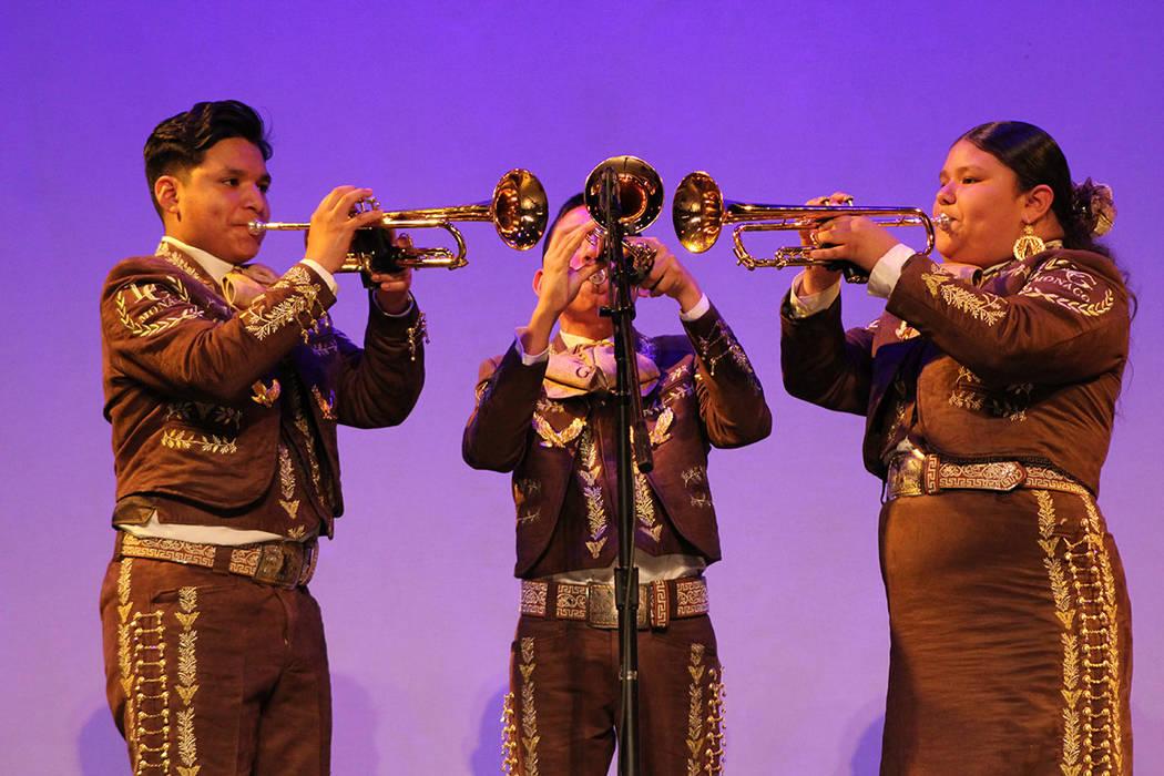 En Nevada, música es una asignatura obligatoria desde el nivel primaria. Sábado 11 de mayo de ...