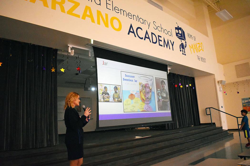 El taller fue impartido por Karen Luallen, facilitadora de FACES quien tiene como cita favorita ...