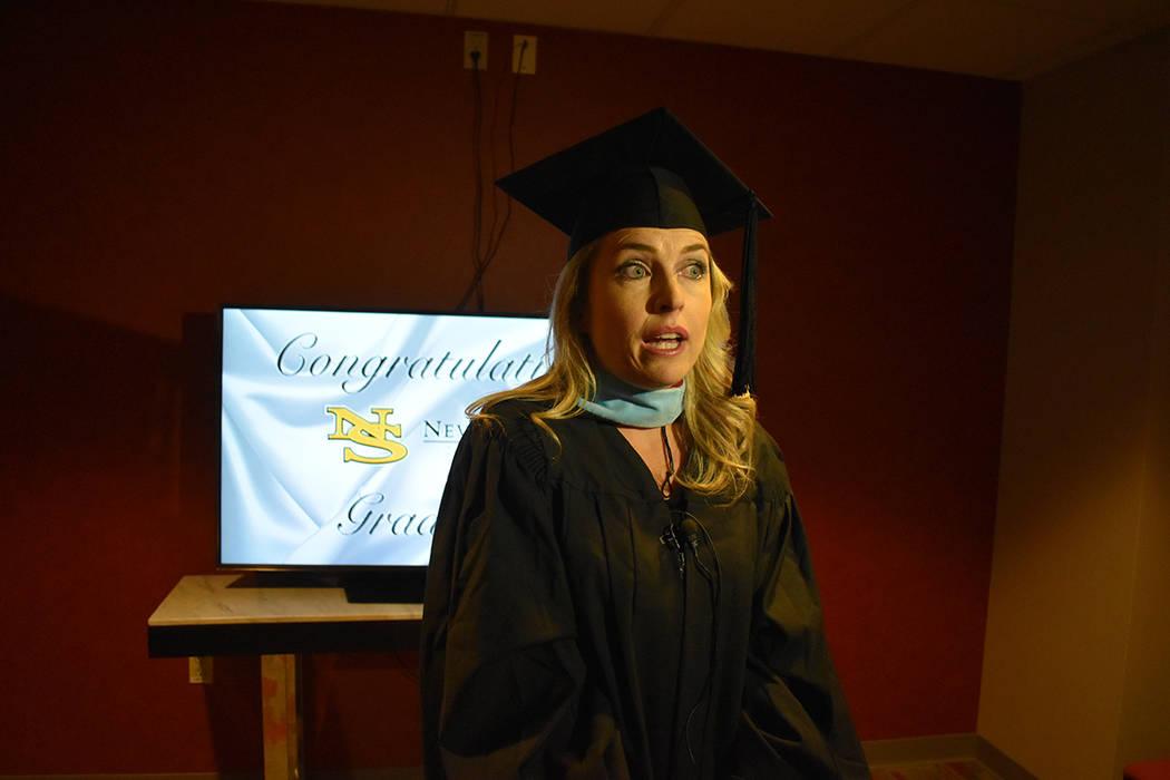 La profesora Nicole Dunn impartió la asignatura Deaf Culture, que los estudiantes valoraron mu ...