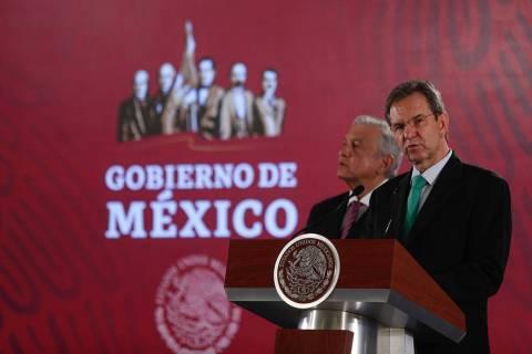 ARCHIVO.- México, 15 May 2019 (Notimex- Jessica Espinosa).- La nueva reforma educativa es la p ...