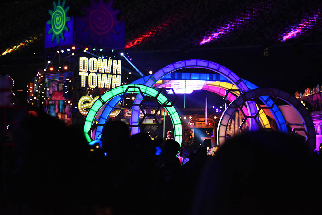 Además de la música, los asistentes pudieron disfrutar de distintas atracciones. Del 17 al 19 ...