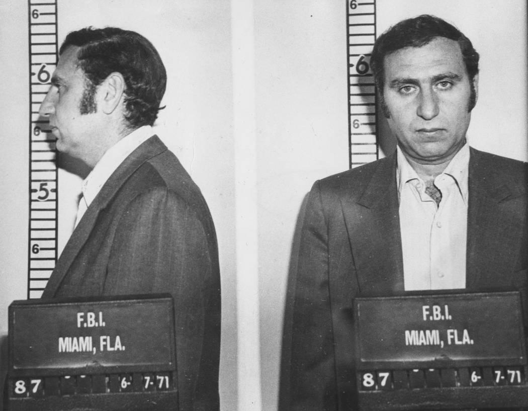 El ex agente especial del FBI Joseph Yablonsky, posa para una foto policial en esta foto de arc ...