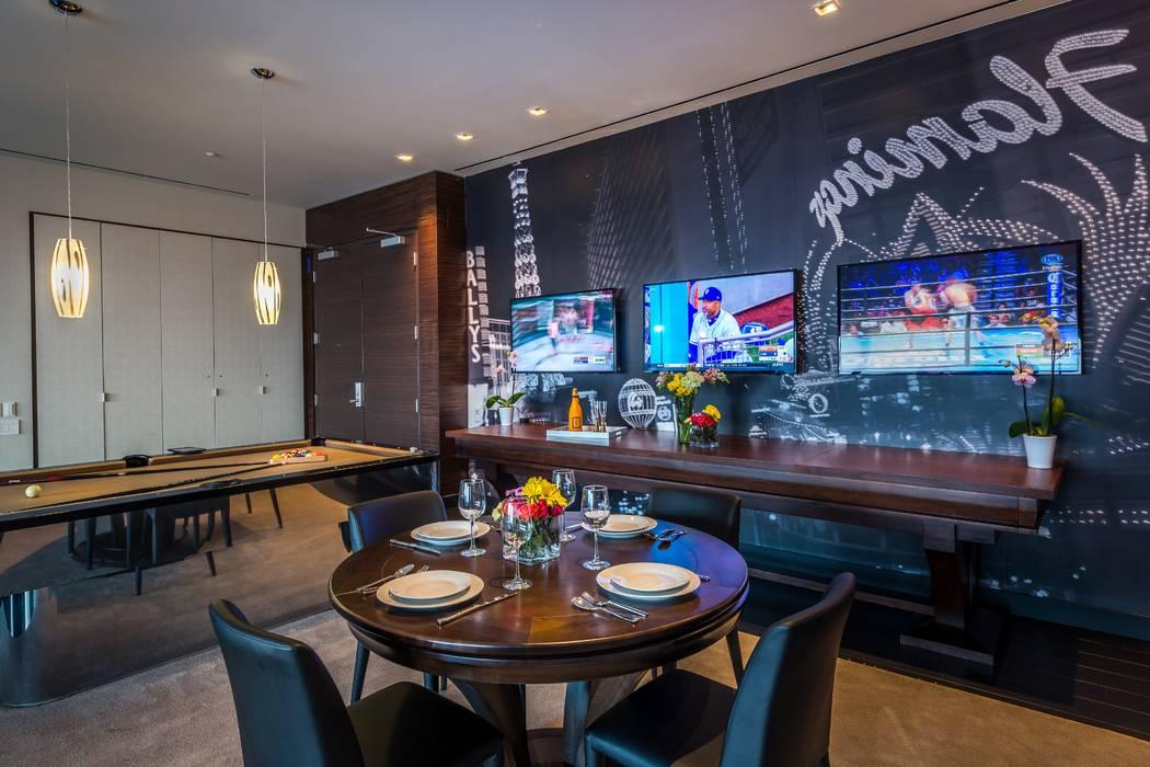 Un penthouse en Palms Place en Las Vegas tiene un precio de alquiler de $25,000 por mes. (David ...