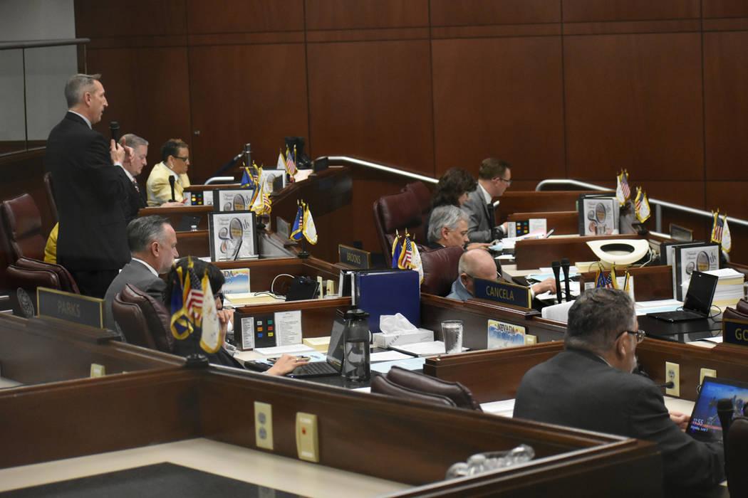 Los tres últimos días de la Sesión Legislativa fueron de mucho trabajo y análisis. Lunes 3 ...