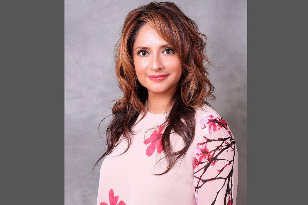 Linda Pérez fue nombrada como nueva directora ejecutiva. Martes 4 de junio de 2019 en The Shad ...