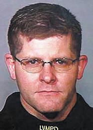 El policía de Las Vegas, Alyn Beck