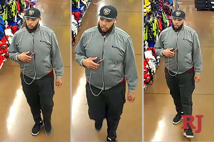 North Las Vegas police arrested a suspect in connection with a burglary at a Walmart in April. ...