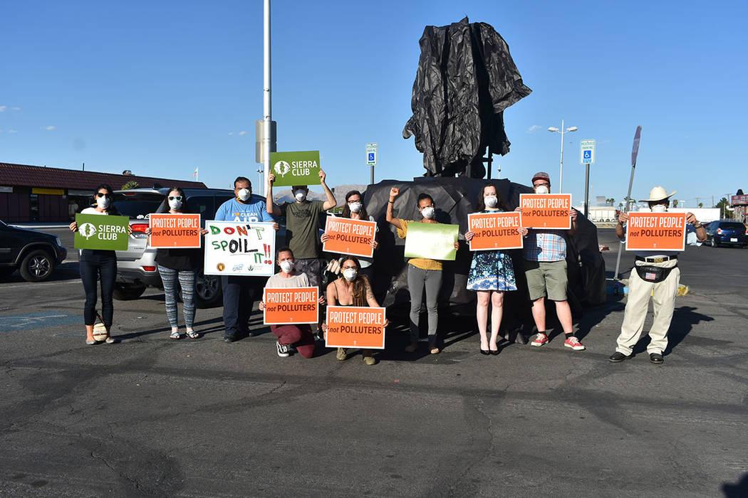 Activistas celebraron el Día Mundial del Medio Ambiente con evento informativo. Miércoles 5 d ...