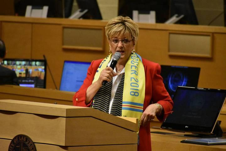 Desde hace años, la alcaldesa Carolyn Goodman ha realizado múltiples esfuerzos por llevar fú ...