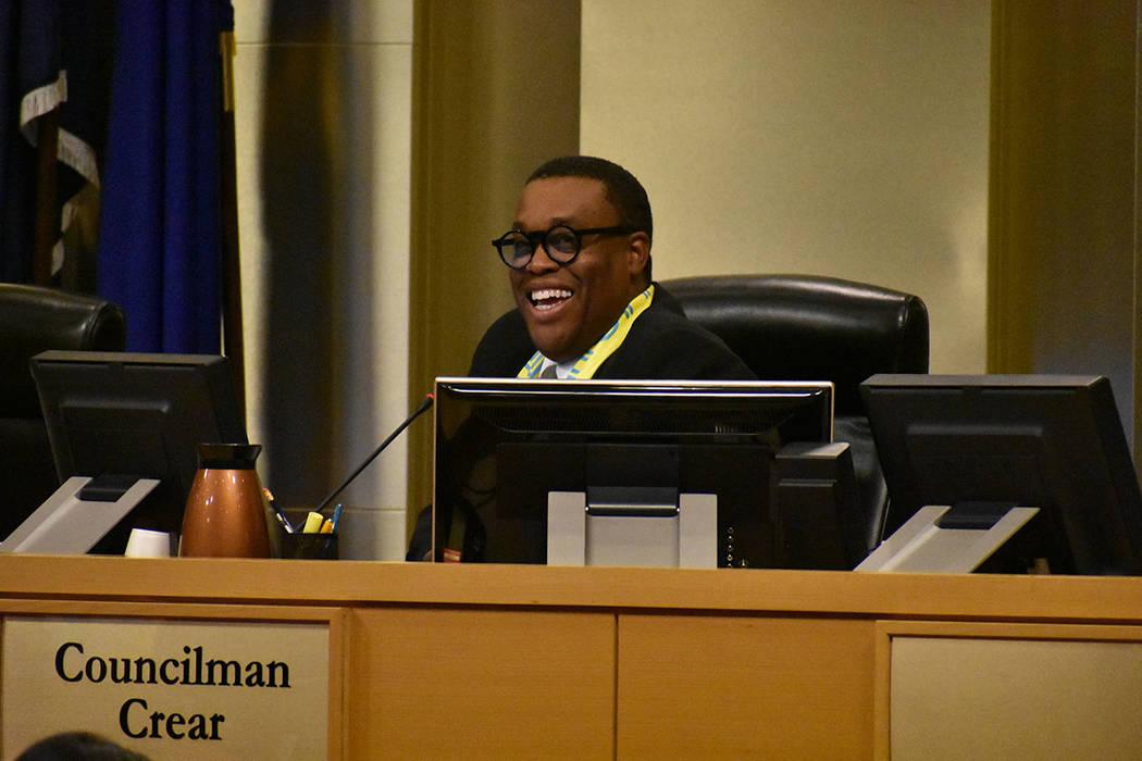 El concejal Cedric Crear auguró impacto económico positivo para la ciudad con la posible lleg ...
