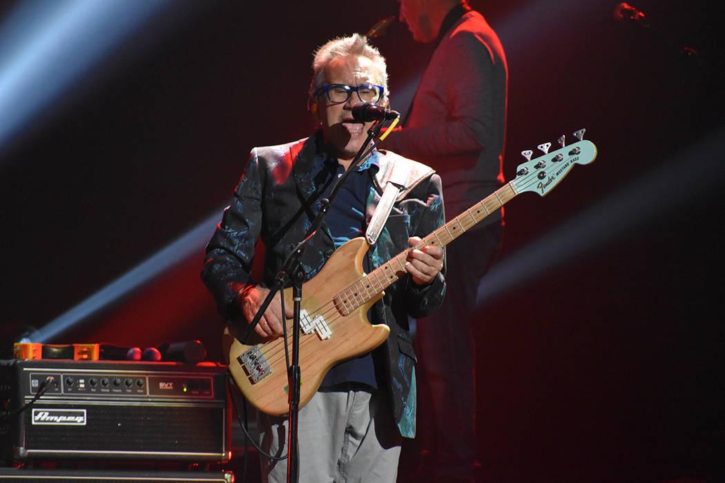 Marciano Cantero (voz y bajo), Felipe Staiti (guitarra) y Daniel Piccolo (batería) formaron Lo ...