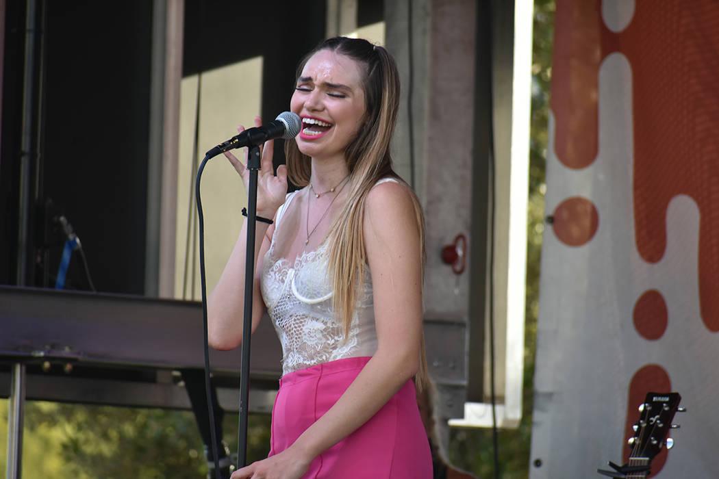 """""""Summerlin Sounds"""" es una atractiva plataforma donde artistas locales tienen la oportunidad ..."""