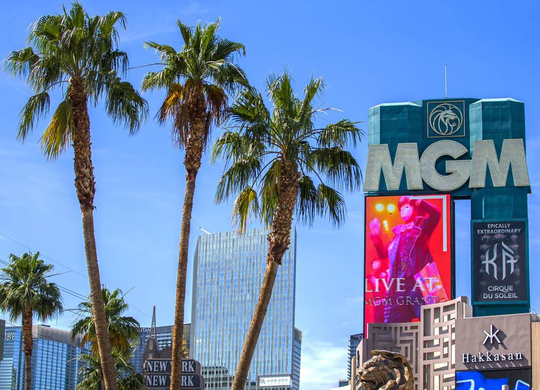 MGM Resorts International anunció su plan MGM 2020 en enero y declaró que la reorganización ...