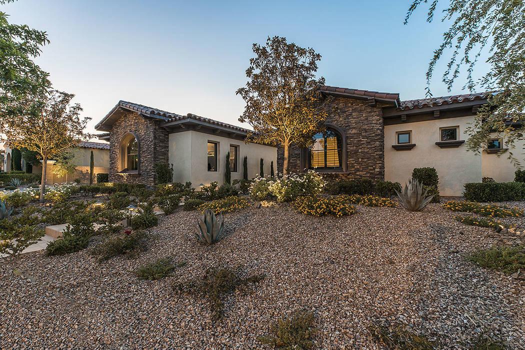La casa fue construida en 2015 y mide cinco mil 285 pies cuadrados. (Grupo Ivan Sher)
