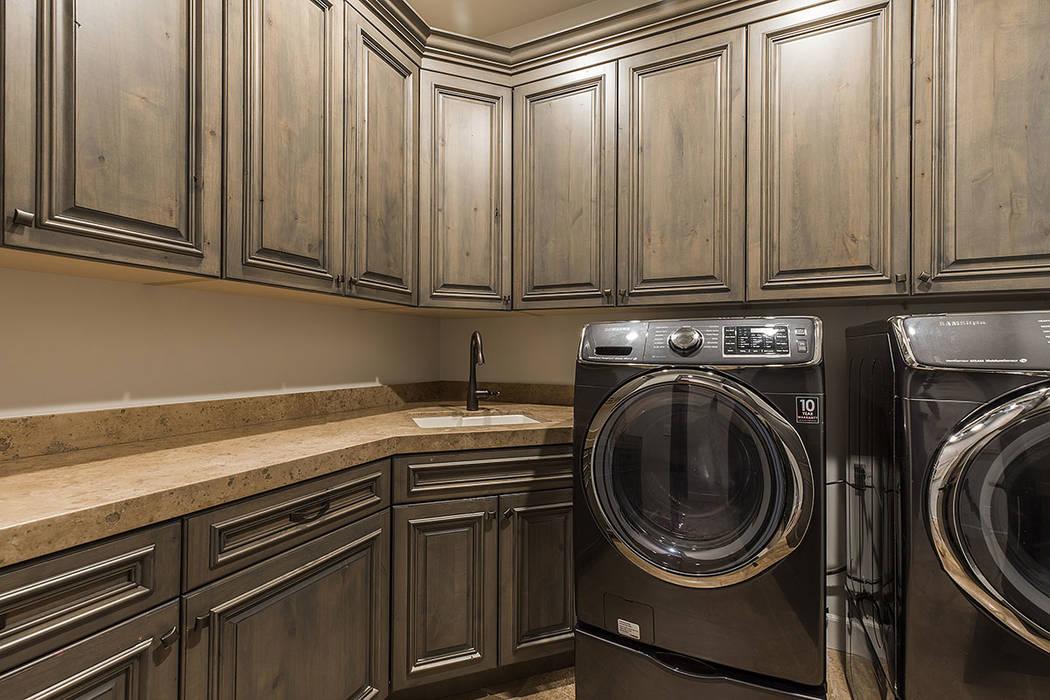 El cuarto de lavandería. (Ivan Sher Group)