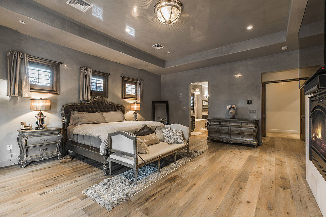 Master bedroom. (Ivan Sher Group)