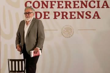 ARCHIVO. México, 14 May 2019 (Notimex- Gustavo Duran).- El subsecretario de Derechos Humanos, ...