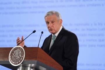 ARCHIVO. México, 10 Jun 2019 (Notimex- Guillermo Granados).- El presidente Andrés Manuel Lóp ...