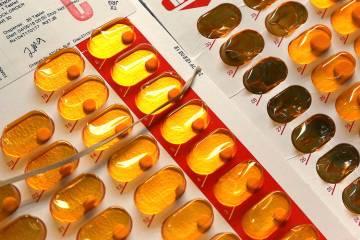 Este archivo del 23 de julio de 2018 muestra paquetes de buprenorfina. (Foto AP / Elise Amendola)