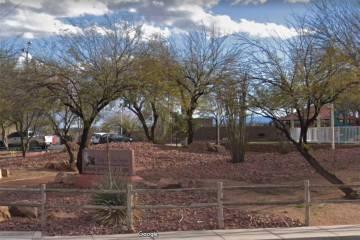 W. Wayne Bunker Family Park, en 7351 W. Alexander Road (Google Street View)
