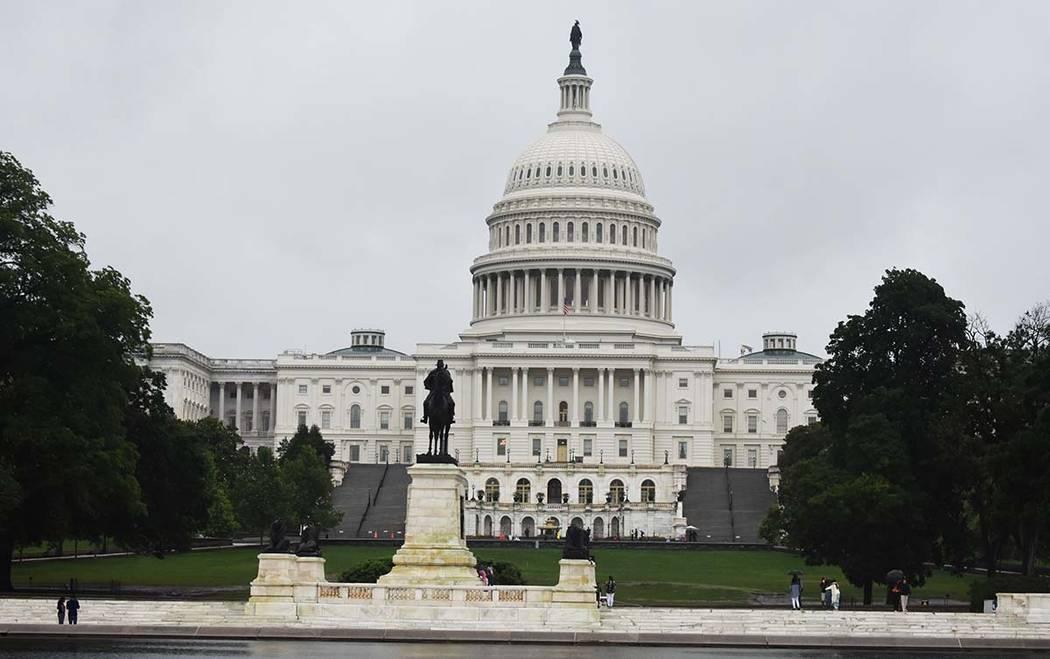 Archivo.- Capitolio de Estados Unidos, ubicado en Washington D.C. Foto Anthony Avellaneda / El ...