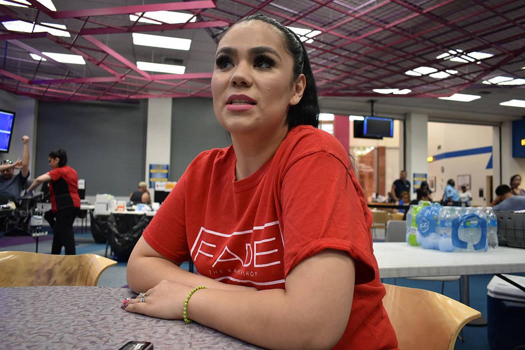 Jessica Ruíz ha decidido difundir el mensaje de la importancia de la donación de sangre. Foto ...