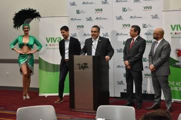 Distintos funcionarios reconocieron el aporte turístico y en comercio que tendrá esta nueva r ...