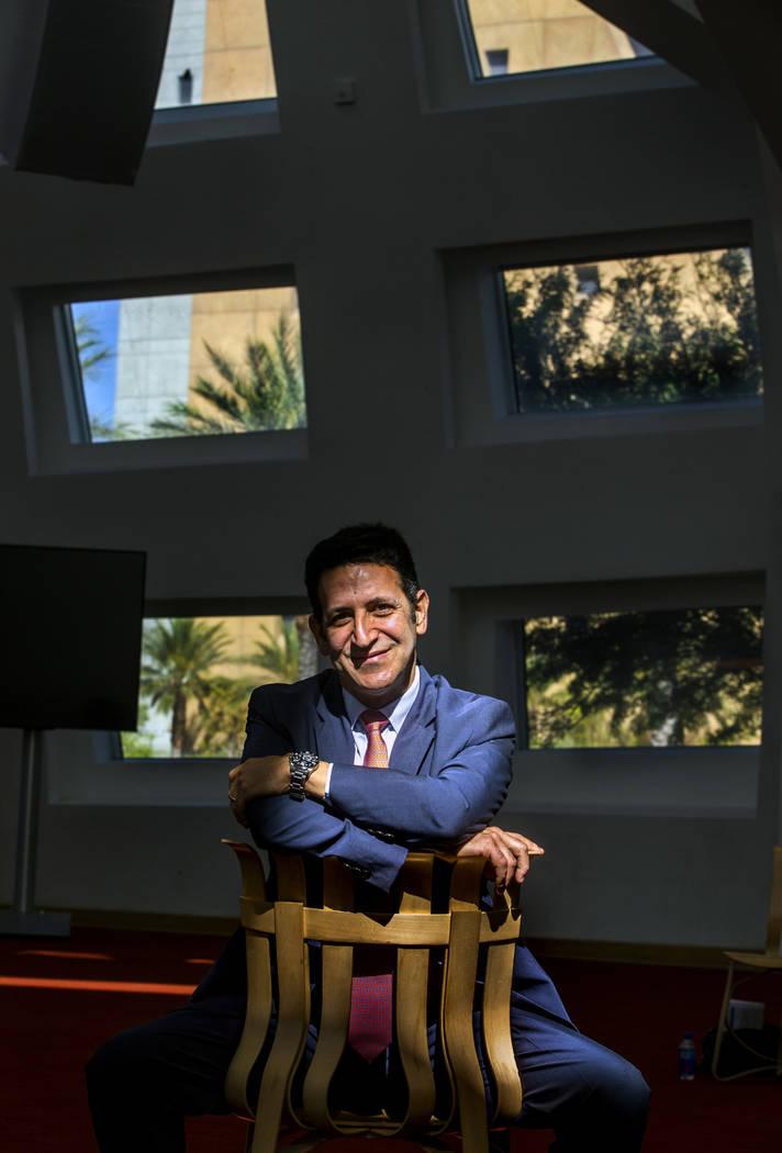 El doctor Marwan Sabbagh, director del Centro para la Salud del Cerebro Lou Ruvo de la Clínica ...