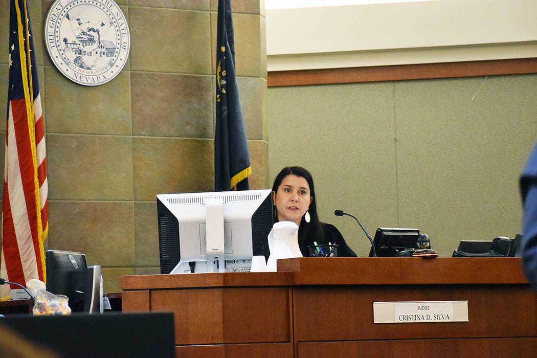 La juez Cristina D. Silva es la encargada de impartir justicia en este caso. Miércoles 1 de ma ...