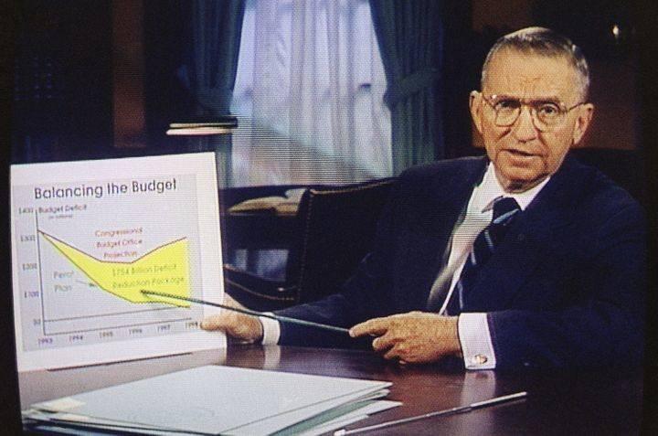 H. Ross Perot, el multimillonario de Texas que se postuló dos veces para presidente, falleció ...