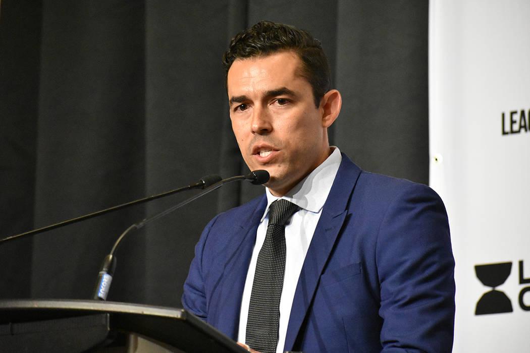 El ex-futbolista Hércules Gómez pidió una franquicia de expansión de la MLS para Las Vegas. ...