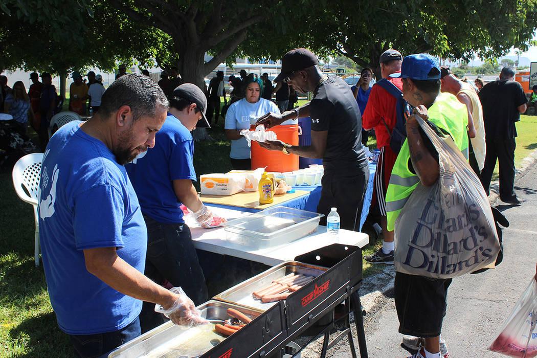 El segundo sábado de cada mes puede asistir y ser voluntario en Giving Project. Sábado 13 de ...