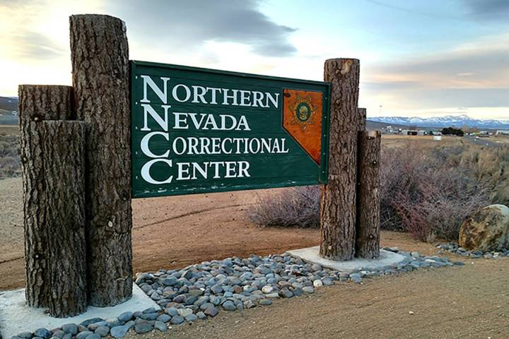 Northern Nevada Correctional Center. (Departamento de Correcciones de Nevada)