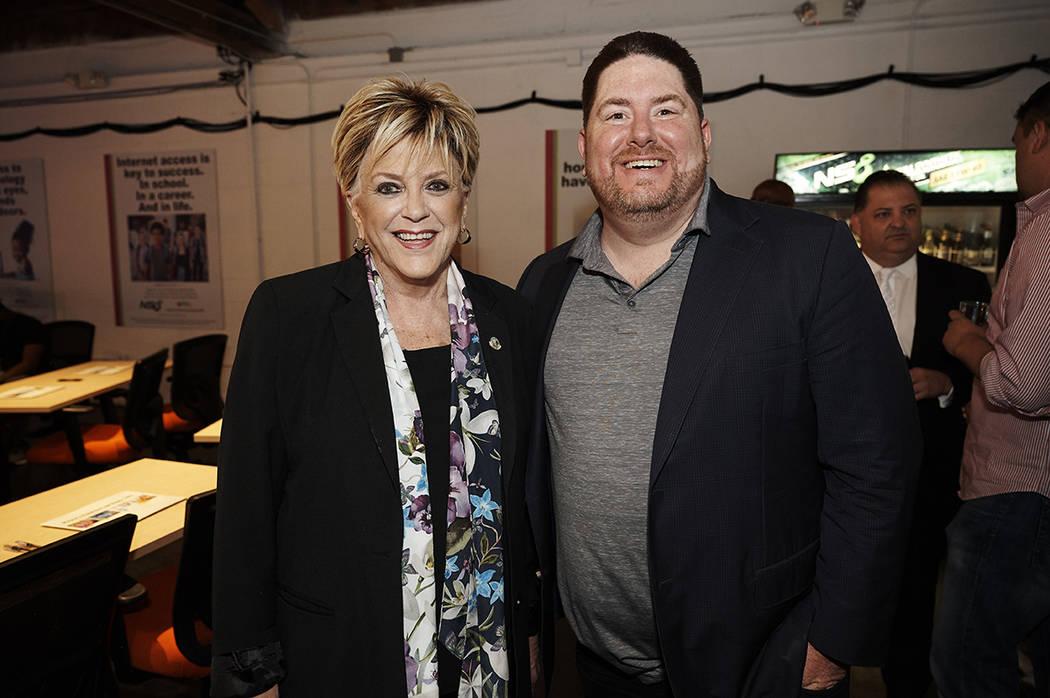 El Fondo del Alcalde para Las Vegas LIFE proporciona un vehículo a socios corporativos y filan ...