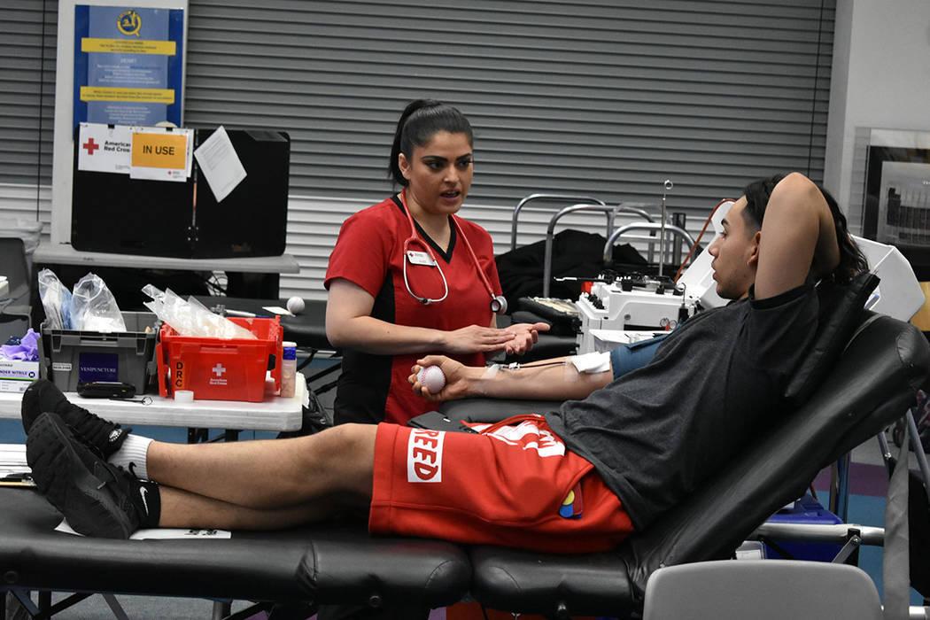 Archivo.- La Cruz Roja Americana ha realizado distintas jornadas de donación en todas las ciud ...