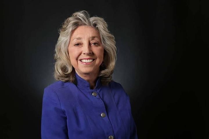 Dina Titus, demócrata por Nevada. (Michael Quine/Las Vegas Review-Journal) @Vegas88s