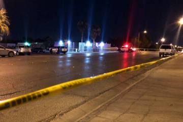 La policía de Las Vegas está investigando un tiroteo policial que ocurrió el miércoles, 17 ...