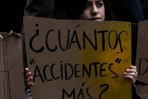 ARCHIVO.- México, 19 Jul 2019 (Notimex-Ernesto Álvarez).- Miembros de diversas organizaciones ...