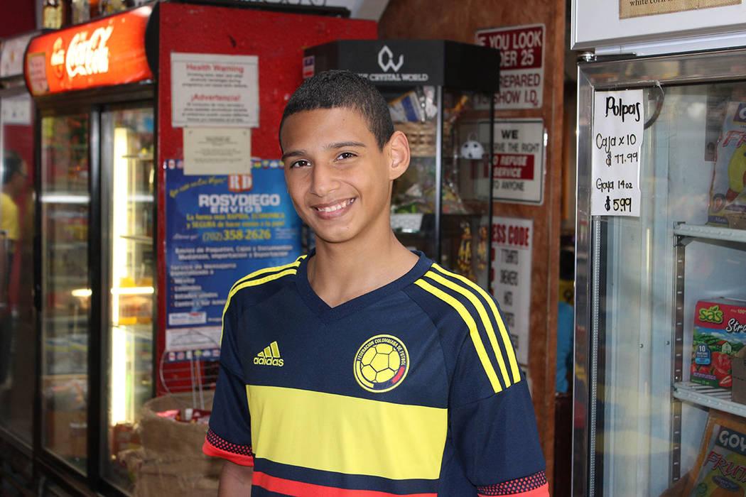 Kevin Aristizabal, es un joven talento colombiano del baile que radica en Las Vegas. Sábado 20 ...