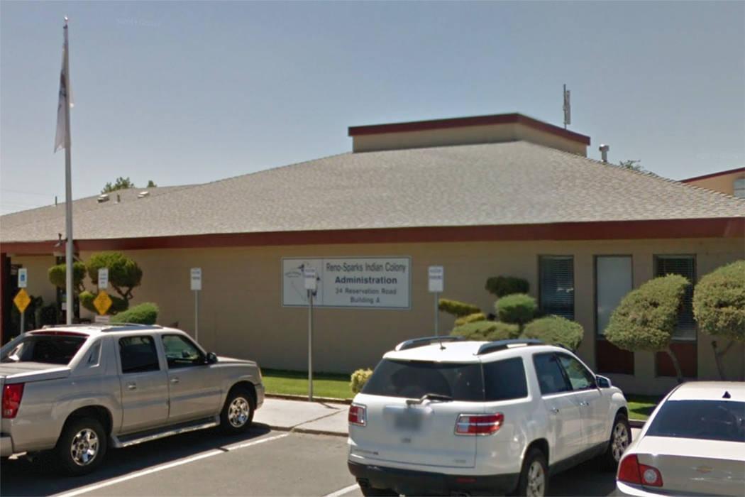 Edificio de administración de la colonia india Reno-Sparks en Reno. (Google Maps)