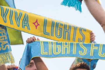 Las Vegas Lights FC (Las Vegas Review-Journal · El Tiempo)