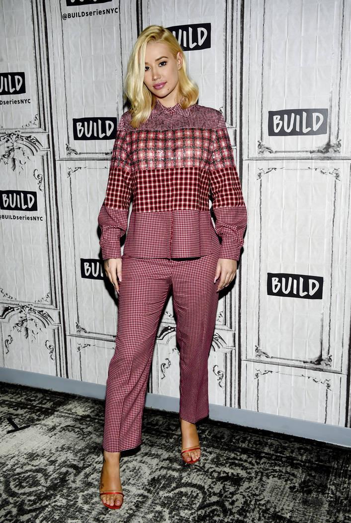 """La cantante Iggy Azalea participa en la serie BUILD Speaker para hablar sobre su nuevo álbum """" ..."""