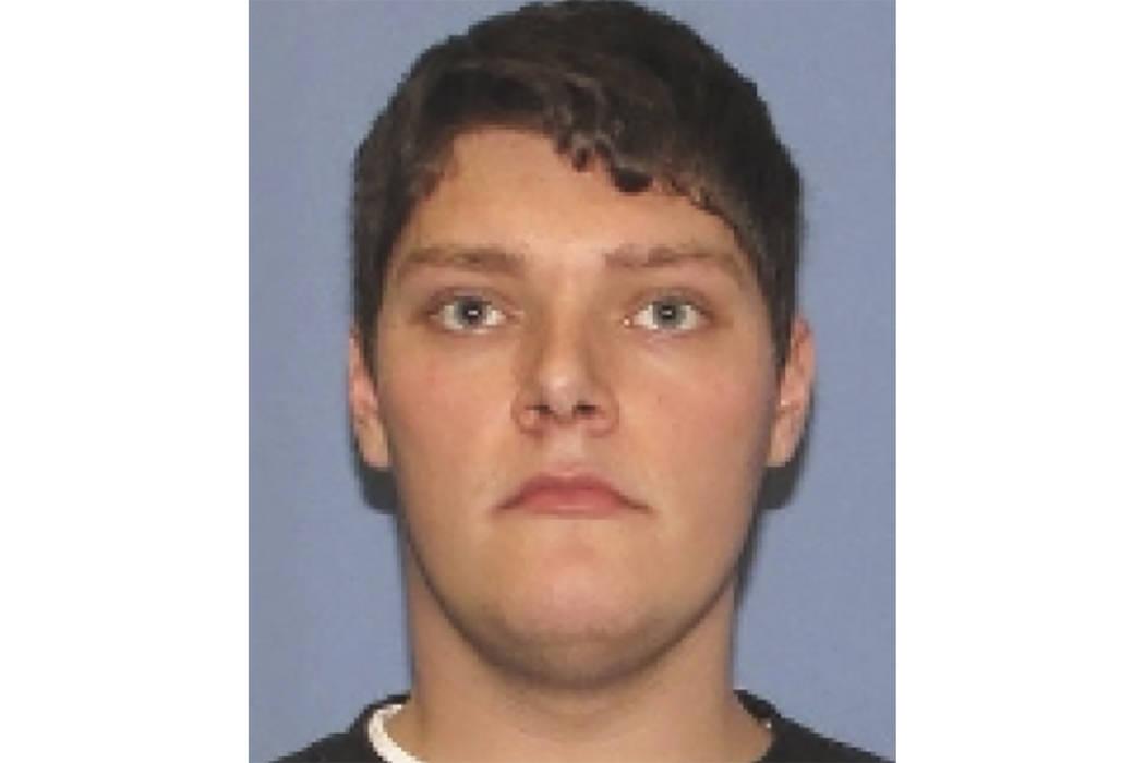 Esta foto sin fecha proporcionada por el Departamento de Policía de Dayton muestra a Connor Be ...