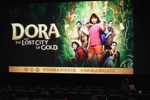 La premier de Dora y la Ciudad de Oro perdida fue posible gracias al trabajo conjunto de Wild L ...