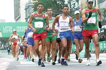 Lima, 11 Ago 2019 (Notimex- COPAL19).- El mexicano Horacio Nava gana medalla de plata en la mar ...