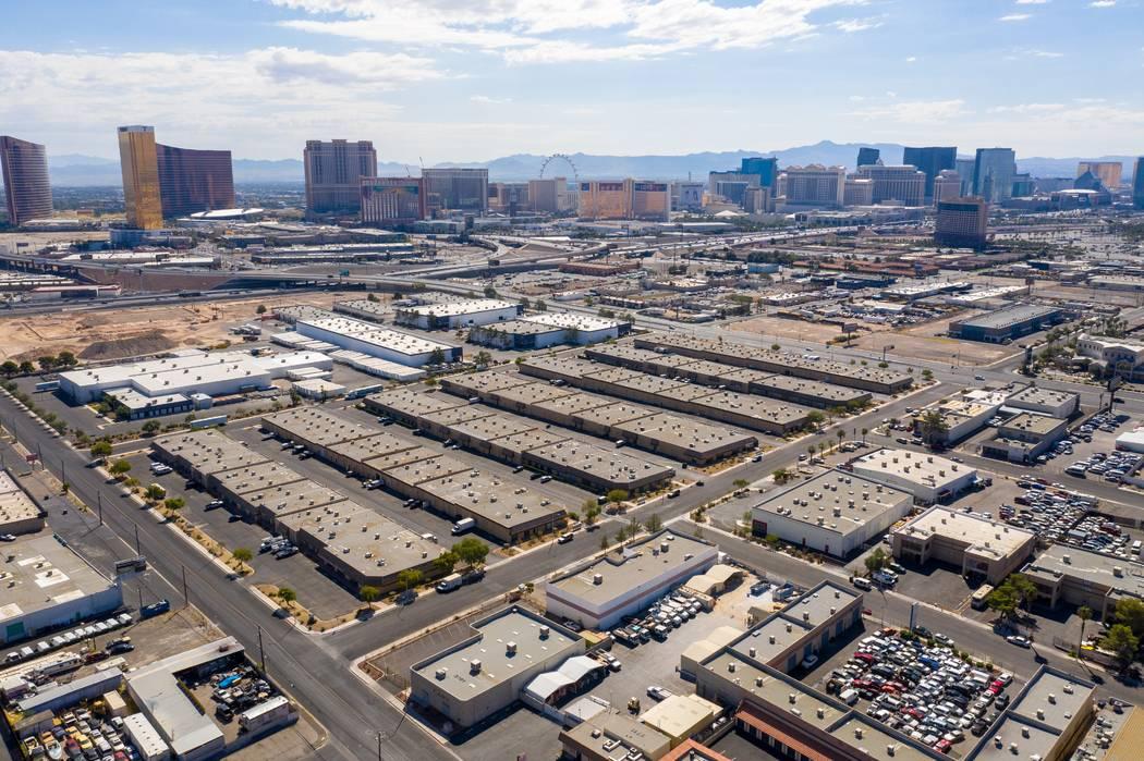 MCA Realty anunció que compró el complejo industrial Equus Business Center de Las Vegas, vist ...