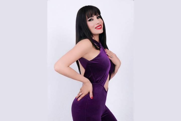 """Karla Pérez es la protagonista de """"Selena The Show"""". [Foto Cortesía]"""