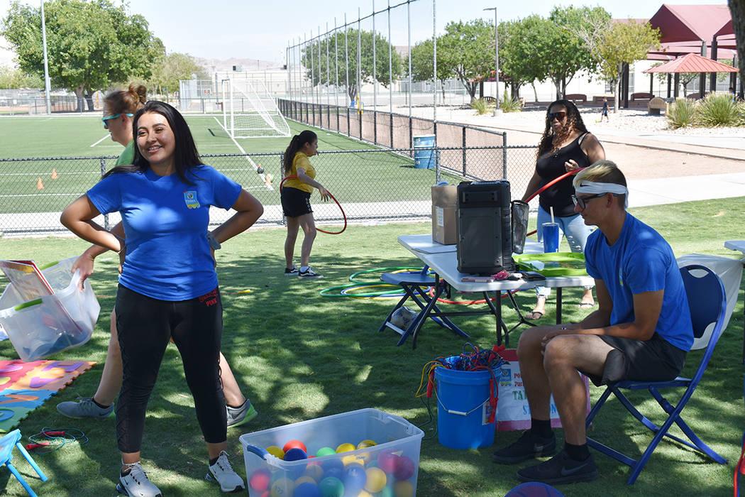 """El programa """"Pop-Up Parks & Recreation"""", ofrece actividades gratuitas como manualidades, ju ..."""
